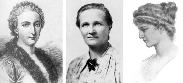 Famous Female Mathematicians