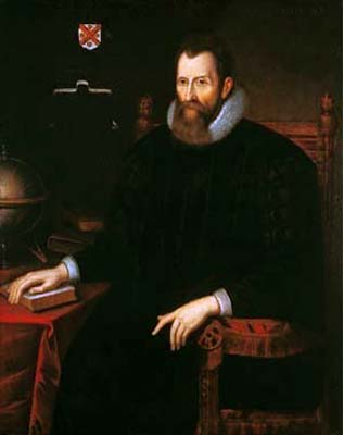 John Napier - Scottish Mathematician